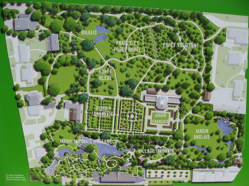 Jardins d 39 albert kahn exp rience japon - Les jardins albert kahn ...