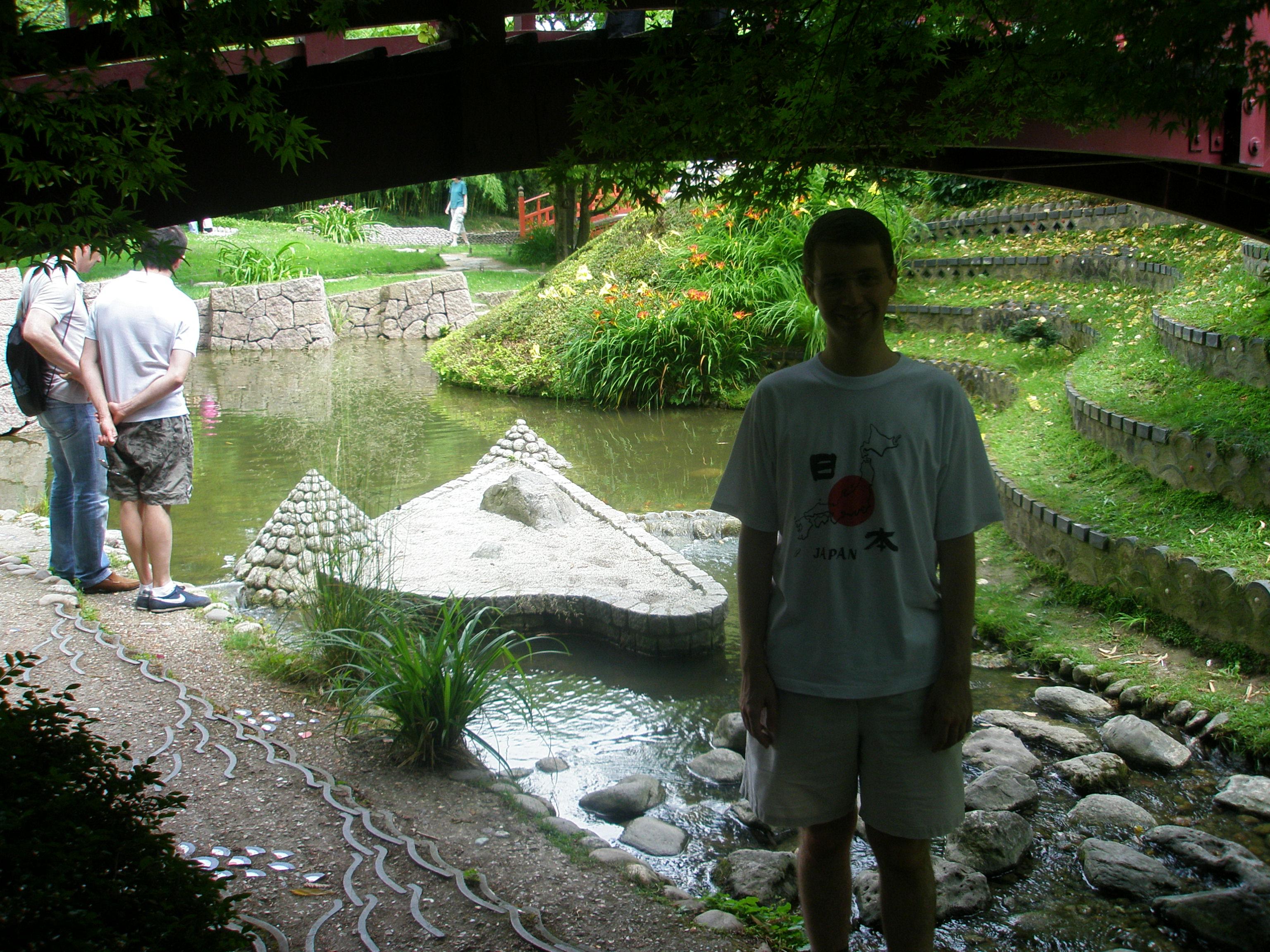Le jardin japonais moderne (2ème partie)
