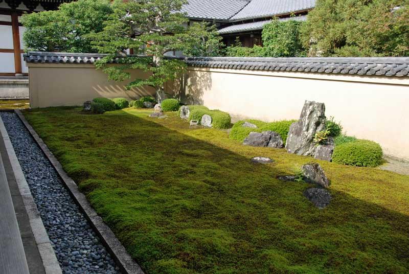 Le jardin zen du Ryōgen-in - Expérience-Japon